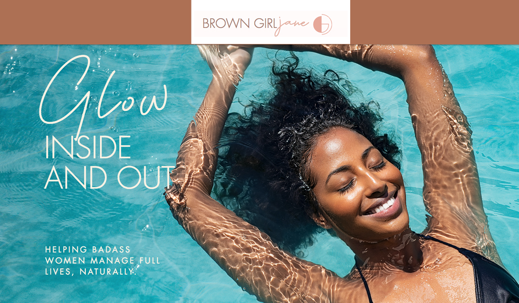 brown girl jane marketing advertisement