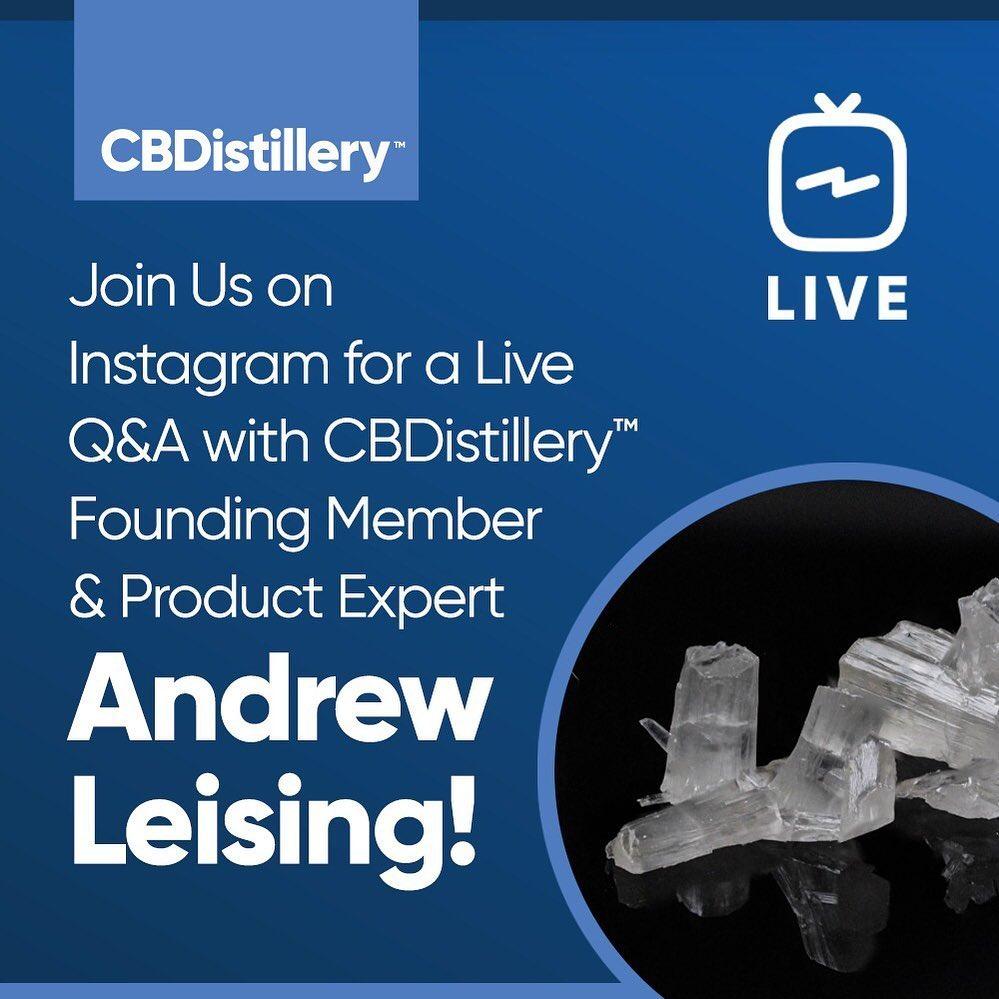 cbdistillery social media marketing