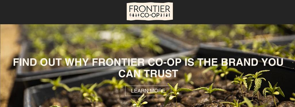 frontier co-op brand messaging