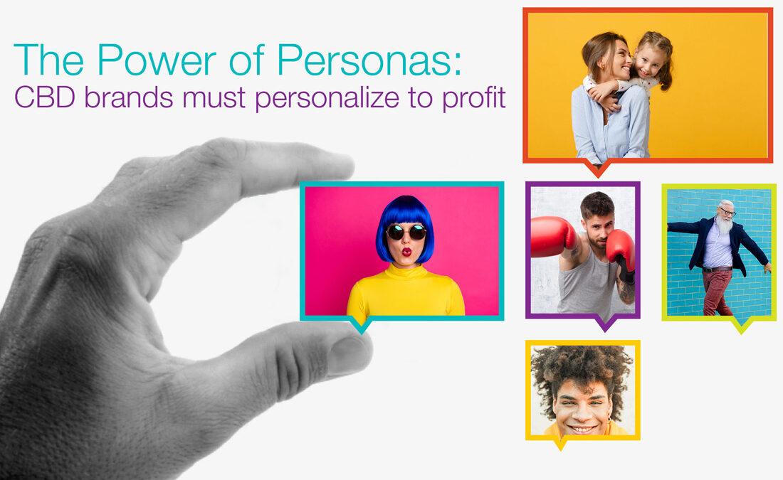 power of cbd buyer personas