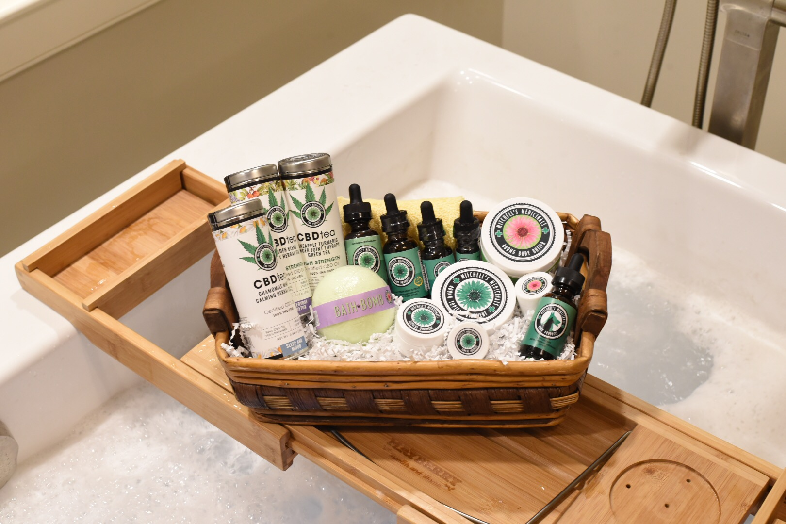 mitchells medicinals gift pack example